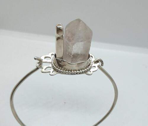 """""""Ascendent"""" , bergkristallspetsen, silver. 1450:- SEK"""