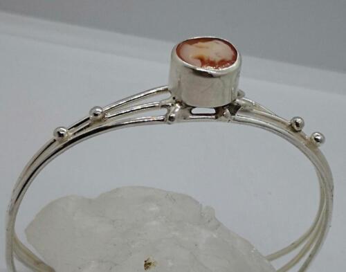 """""""Zenith"""" Karneol, silver. 1250:- SEK"""