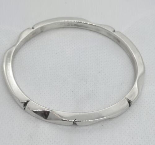 """Robust"" Smidat armband, silver. 2000:-SEK"